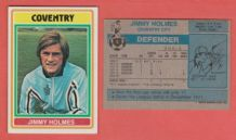Coventry City Jimmy Holmes 6